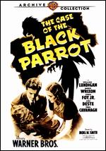 The Case of the Black Parrot - Noel Smith
