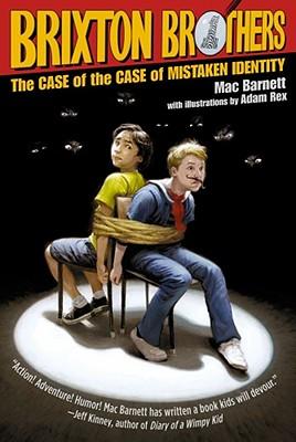The Case of the Case of Mistaken Identity - Barnett, Mac