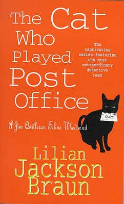 The Cat Who Played Post Office - Braun, Lilian Jackson