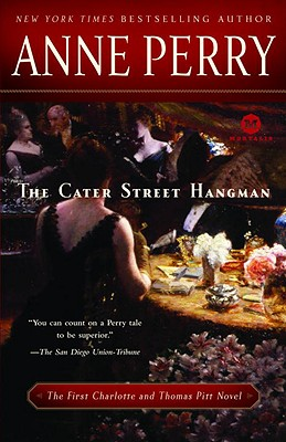 The Cater Street Hangman - Perry, Anne