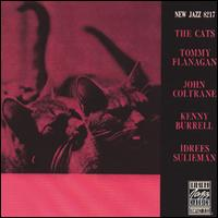 The Cats - Tommy Flanagan with John Coltrane and Kenny Burrell
