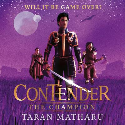 The Champion: Book 3 - Matharu, Taran, and Ghatak, Raj (Read by)