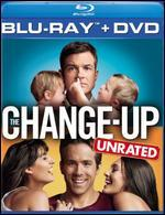 The Change-Up [Rated/Unrated] [2 Discs] [Blu-ray/DVD]