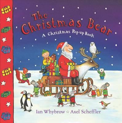 The Christmas Bear - Whybrow, Ian
