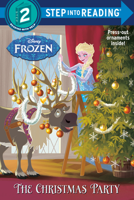 The Christmas Party (Disney Frozen) - Posner-Sanchez, Andrea