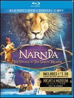 The Chronicles of Narnia: Voyage of the Dawn Treader [Blu-ray/DVD]