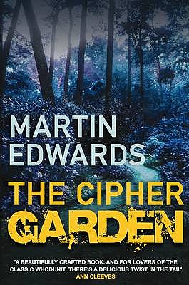 The Cipher Garden - Edwards, Martin