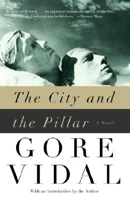 The City and the Pillar - Vidal, Gore
