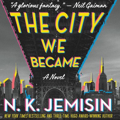 The City We Became - Jemisin, N K, and Miles, Robin (Read by)