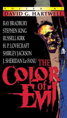 The Color of Evil - Hartwell, David G (Editor)
