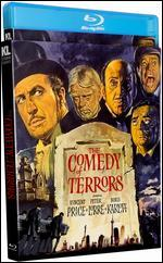 The Comedy of Terrors [Blu-ray]