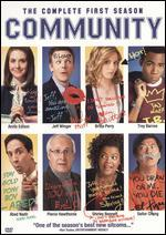 The Community: The Complete First Season [3 Discs]