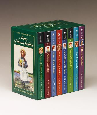The Complete Anne of Green Gables: The Life and Adventures of the Most Beloved and Timeless Heroine in All of Fiction - Montgomery, Lucy Maud