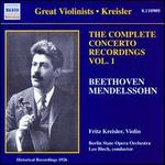 The Complete Concerto Recordings, Vol. 1: Beethoven & Mendelssohn