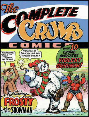 The Complete Crumb Comics #10 - Crumb, Robert R.