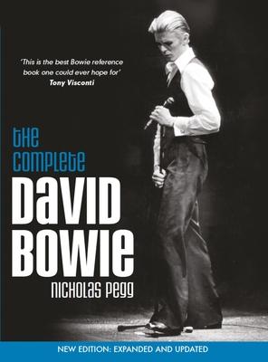 The Complete David Bowie - Pegg, Nicholas