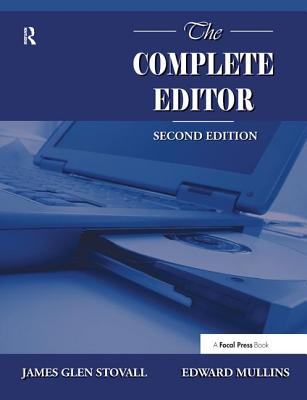 The Complete Editor - Mullins, Edward