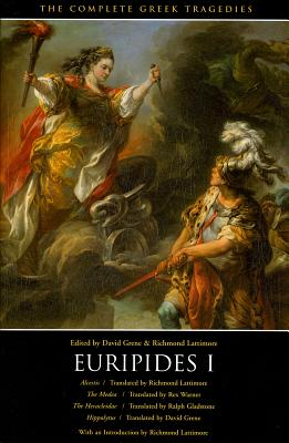 The Complete Greek Tragedies: Euripides I - Euripides, and Grene, David (Editor), and Lattimore, Richmond (Editor)