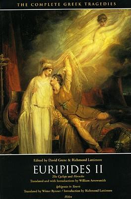 The Complete Greek Tragedies: Euripides II - Euripides, and Grene, David (Editor), and Lattimore, Richmond (Editor)