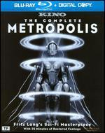 The Complete Metropolis [Limited Edition] [Blu-ray]