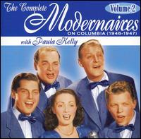 The Complete Modernaires on Columbia, Vol. 2 (1946-1947) - The Modernaires