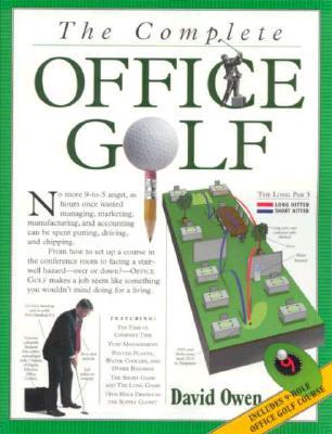 The Complete Office Golf - Owen, David