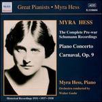 The Complete Pre-War Schumann Recordings
