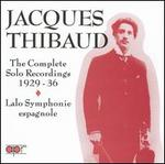 The Complete Solo Recordings 1929-36