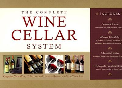 The Complete Wine Cellar System - Goldberg, Howard G