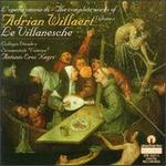 The Complete Works of Adrian Willaert, Vol. 1