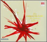 The Concerto Köln Christmas Album - Anna Torge (mandolin); Concerto Köln; Markus Hoffmann (violin)