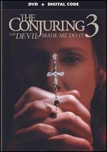 The Conjuring: The Devil Made Me Do It [Includes Digital Copy]