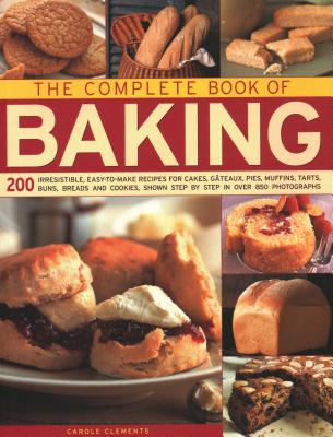 The Cooks Guide to Baking [Practical Handbook] - Clements, Carole