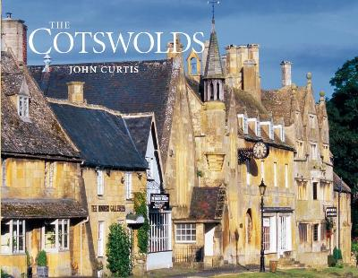 The Cotswolds Groundcover - Curtis, John