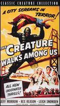 The Creature Walks Among Us - John Sherwood