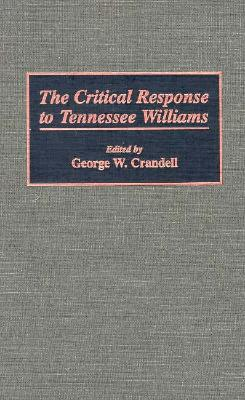 critical essays tennessee williams Professionally written essays on this topic: critical analysis on an extract of the glass menagerie laura, in williams' glass menagerie.