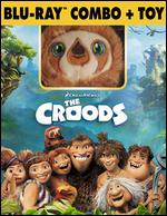 The Croods [2 Discs] [Includes Digital Copy] [With Toy] [Blu-ray/DVD] - Chris Sanders; Kirk De Micco