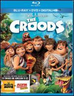 The Croods [With Movie Money] [2 Discs] [Includes Digital Copy] [Blu-ray/DVD]