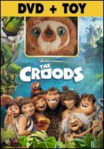 The Croods [With Plush Toy] - Chris Sanders; Kirk De Micco