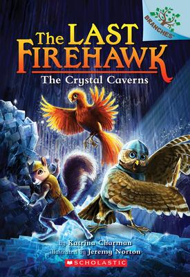 The Crystal Caverns - Charman, Katrina