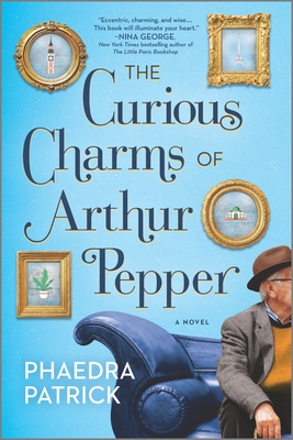 The Curious Charms of Arthur Pepper - Patrick, Phaedra