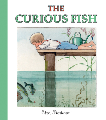 The Curious Fish - Beskow, Elsa