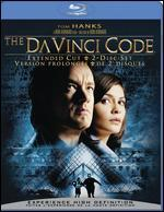 The Da Vinci Code [2 Discs] [Extended Cut] [Blu-ray]
