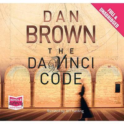 The Da Vinci Code - Brown, Dan, and Harding, Jeff (Read by)