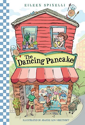 The Dancing Pancake - Spinelli, Eileen