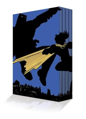 The Dark Knight Returns Slipcase Set - Janson, Klaus (Artist), and Miller, Frank