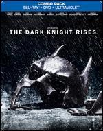 The Dark Knight Rises [Blu-ray/DVD] [Includes Digital Copy] [UltraViolet] - Christopher Nolan