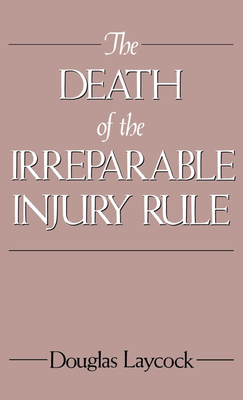 The Death of the Irreparable Injury Rule - Laycock, Douglas