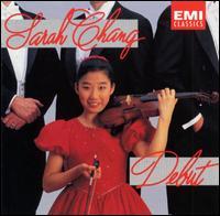 The Debut Recital - Sarah Chang