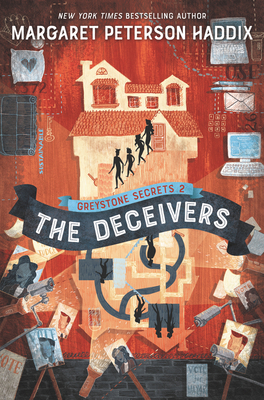 The Deceivers - Haddix, Margaret Peterson